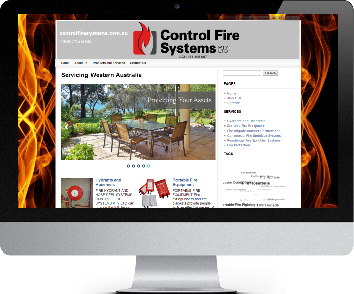 Control Fire Systems