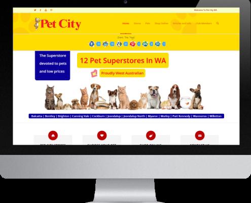 Pet City WA